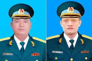 Sáng nay (28/7), tổ chức Lễ viếng và Lễ truy điệu 2 phi công hy sinh tại Nghệ An