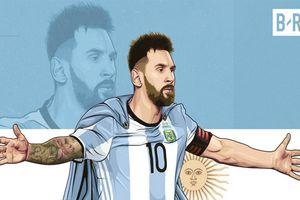 Messi ra điều kiện để tiếp tục khoác áo Argentina
