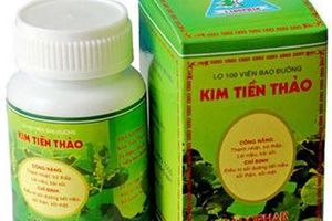 Niêm phong lô thuốc Kim tiền thảo của Công ty cổ phần dược Lâm Đồng