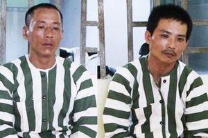Công an bắt hai tên cướp giật từ tờ giấy cầm đồ