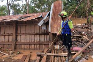 Sau thảm họa, Attapeu vẫn còn trên 1.000 người mất tích