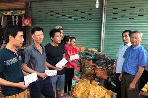 Tấm lòng người Việt ở Attapeu