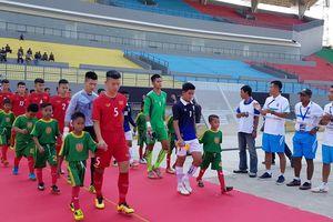 Áp lực tâm lý, U.16 Việt Nam chỉ thắng tối thiểu Campuchia