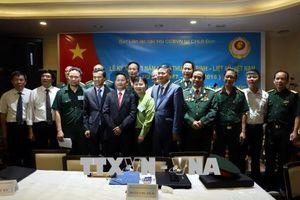 Thành lập Hội Cựu chiến binh Việt Nam tại Đức