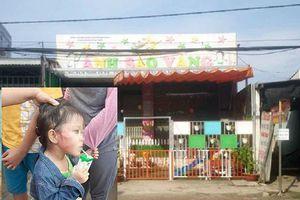 Vụ bé gái 5 tuổi bị bảo mẫu tát sưng mặt: Sức khỏe cháu bé có biểu hiện xuống dốc, trong tai có máu bầm