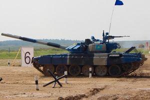Việt Nam tham dự giải Tank Biathon 2018 ở Nga