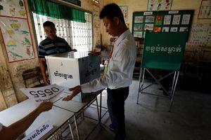 Bầu cử Quốc hội Campuchia: Một chiến thắng nữa cho CPP?