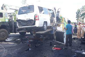 Hé lộ nguyên nhân ban đầu vụ xe rước dâu gặp nạn khiến 13 người tử vong