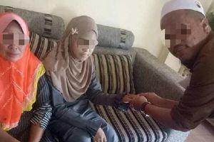 Tranh cãi không hồi kết về vụ bé gái 11 tuổi kết hôn tại Malaysia