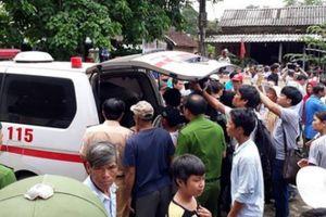 Vụ tai nạn 13 người chết: Nhói lòng ngày đám cưới ở nhà cô dâu