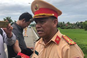 Vụ tai nạn làm 13 người chết tại Quảng Nam: Tài xế xe 16 chỗ ngủ gật và gây tai nạn?