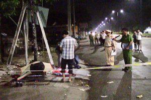 Ô tô tông xe máy, 2 thanh niên tử vong tại chỗ