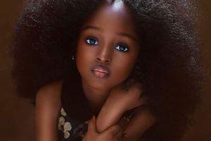 'Cô bé búp bê' khiến dân mạng xôn xao