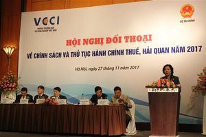 Sắp diễn ra Hội nghị đối thoại chính sách, thủ tục hành chính thuế, hải quan năm 2018