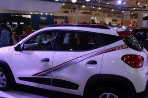 Ô tô 4 chỗ Pháp 'đẹp long lanh' giá chỉ hơn 97 triệu nếu về Việt Nam sẽ rẻ nhất có gì 'hot'?