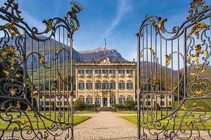 Chiêm ngưỡng căn biệt thự xa xỉ được ví như 'kho báu sống' ở Italia