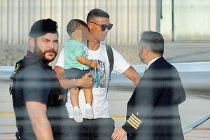 Trở lại Turin, Ronaldo sẵn sàng kỷ nguyên mới cùng Juventus