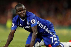 N'Golo Kante sẽ nhận lương cao nhất lịch sử Chelsea