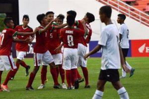 Indonesia trả đũa Malaysia vụ nhầm cờ