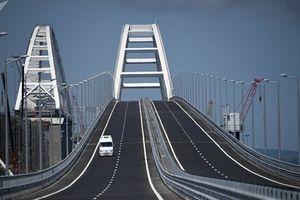 6 công ty Nga hứng đòn đau đớn từ EU vì tham gia xây cầu Crưm