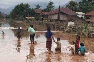 Tai họa dưới lớp bùn lầy đe dọa người sống sót sau vỡ đập ở Lào