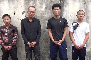 Bắt băng nhóm mang súng ra đảo Phú Quốc để 'bảo kê'