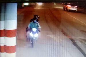 Truy bắt 2 nghi can giết tài xế Grab cướp xe máy