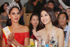 Hoa hậu Toàn cầu 2017 bất ngờ đến Việt Nam