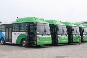 Từ tháng 8-2018, Hà Nội vận hành 3 tuyến xe buýt 'sạch'