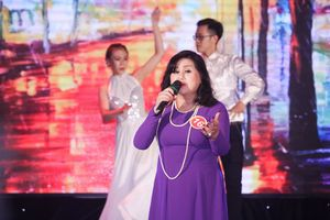 Trần Thị Yali trở thành quán quân 'Dạ khúc Xưa và Nay' mùa đầu tiên