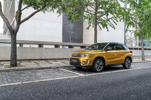 Suzuki Vitara 2019 sẽ ra mắt vào tháng 9 với động cơ tăng áp