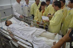 Tai nạn đón dâu thảm khốc: Thêm một nạn nhân hồi tỉnh