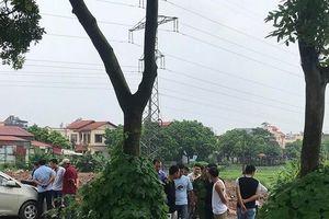 Hà Nội: Phát hiện nam thanh niên tử vong dưới gốc cây