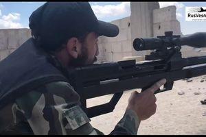 Hàng trăm tay súng nổi dậy sát cánh quân đội Syria cùng chiến đấu chống IS