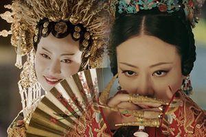 Cao Quý phi: 'Ác nữ' sở hữu đôi mắt sáng, giọng nói như chim hót của 'Diên Hi công lược'