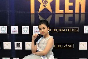 Nhan sắc nổi bật của cô bé 10 tuổi vừa đăng quang Hoa hậu nhí châu Á - Thái Bình Dương 2018