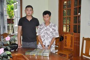 Hải Dương bắt giữ đối tượng vận chuyển 14 bánh heroin