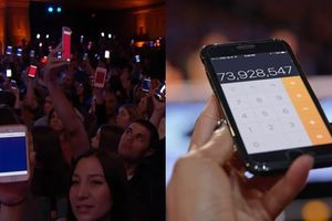 Màn ảo thuật 'đỉnh của đỉnh': Đổi màn hình điện thoại toàn bộ khán giả, đọc bí mật của ban giám khảo từ dãy số ngẫu nhiên