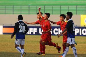 Trực tiếp U16 Việt Nam vs U16 Đông Timor giải U16 Đông Nam Á 2018
