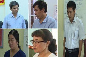 Hành trình 'phá tan' đường dây gian lận điểm thi tại Sơn La