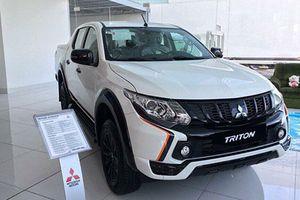 Chi tiết Mitsubishi Triton mới giá từ 555 triệu tại Việt Nam