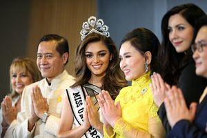 Thái Lan xác nhận đăng cai Hoa hậu Hoàn vũ Thế giới 2018