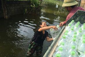 Đảm bảo cuộc sống an toàn cho người dân vùng ngập lụt