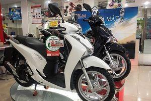Bảng giá xe máy Honda tháng 8/2018 mới nhất