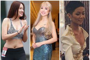 Không chỉ Phạm Hương, loạt 'nữ thần' nhan sắc Việt cũng 'xấu tệ' nếu không photoshop