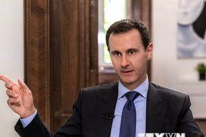 Tổng thống Syria al-Assad tuyên bố chiến thắng đang đến gần