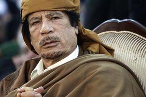 'Lời tiên tri' của độc tài Gaddafi đang ứng nghiệm với châu Âu?