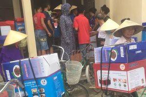 Vụ dân mua hàng kém chất lượng giá cao ở Thanh Hóa: Yêu cầu kiểm điểm Trưởng phòng Văn hóa