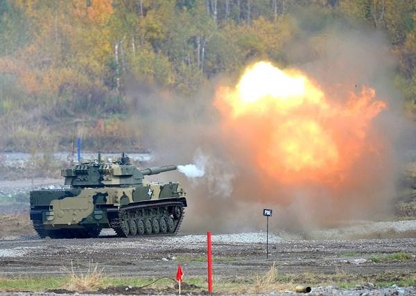'Sát thủ' Nga này có thể thay thế xe tăng bơi huyền thoại PT- 76 Việt Nam