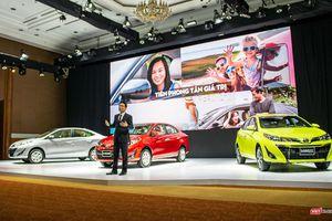 Toyota Vios 2018 chính thức trình làng, giá tăng thêm 18-34 triệu